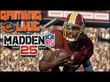 Gaming live PS3 - Madden NFL 25- Madden NFL 13.5