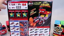 Fireengine Fire Station Rescue Cars Tayo the Little Bus Garage Learn Numbers Colors YouTube