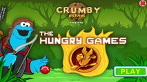 Sesame Street: The Hungry Games- Catching Fur (Hunger Games: Catching Fire Parody)