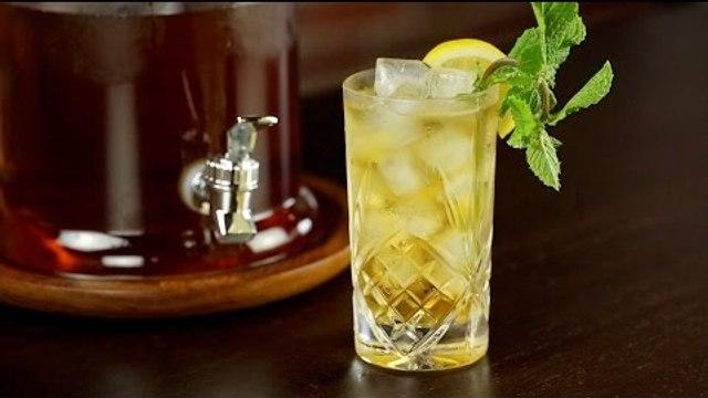 Bourbon Sweet Tea Cocktail Recipe - Liquor.com