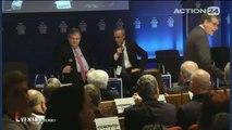 Συνέντευξη του Ευάγγελου Βενιζέλου  στον Χρήστο Πολίτη στο Οικονομικό Φόρουμ των Δελφών για το Evening Report (action24, 7/3/17)