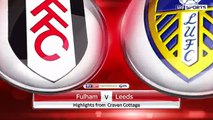 Fulham vs Leeds 1-1 All Goals & Highlights HD 07.03.2017