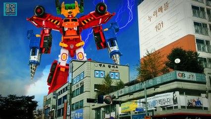 Carbot Construction Hiper Buildian 2 4 6combo 6 Vehicle Combine Transformers Robot Car Toys