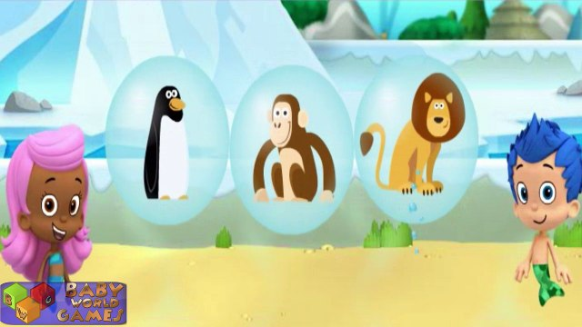 → Bubble Guppies NEW EPISODE Video Game - Lonely Rhino Friend Finders (ADVENTURE Kids Game