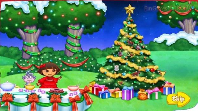 Dora the Explorer Games Nick Jr.: Xmas Adventure for Kids