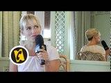Interview Judith Godrèche - Potiche - (2010)