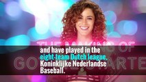 """It's just awesome: I'm in between superstars,"" said van der Meer, who started playing baseball when he was 5 in Rosmalen, a hotbed of Dutch baseball."