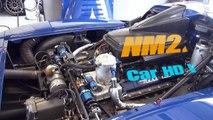 3x Maserati MC12 GT1 on Track - EPIC Sounds!