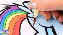 Мой маленький пони Раскраска пони детские С