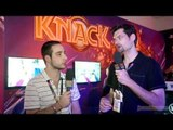 Knack - E3 2013 : Entre beat'em all et plates-formes