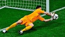 Best Penalty Saves ● Buffon ● Casillas ● Hart ● Romero and Other