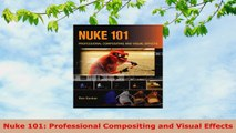 READ  Nuke 101 Professional Compositing and Visual Effects