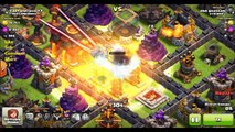 TH10 Troll Base Replays ● Clash of Clans Town Hall 10 Troll Base Replays (Android Gameplay