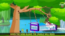Nursery Rhymes Songs Playlist for Children with Lyrics & Action - Rock a Bye Baby & Songs