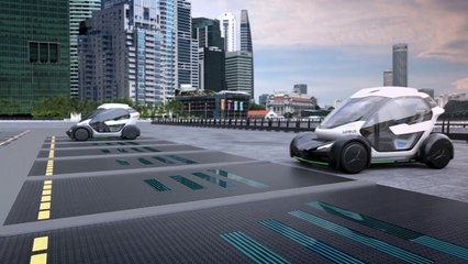 Fly to work with Airbus' self-driving, self-flying transport