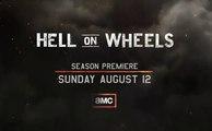 Hell on Wheels - Promo saison 2