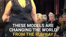 Runway Models Prove That Fashion Is For Everyone