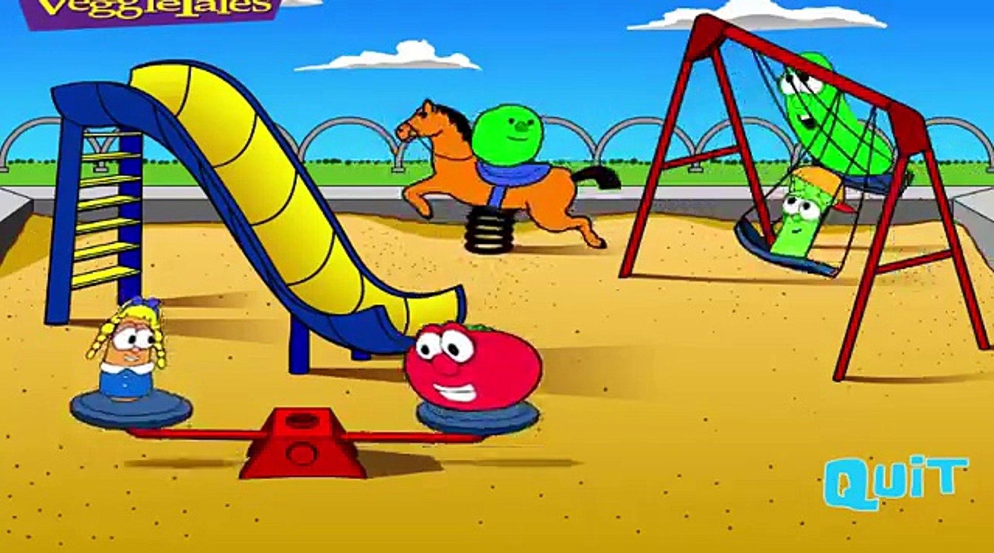 Овощи на качелях Детские игры для малышей - Vegetables on a swing Baby games for kids
