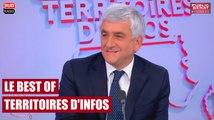 Invité : Hervé Morin - Territoires d'infos - Le best of (08/03/2017)