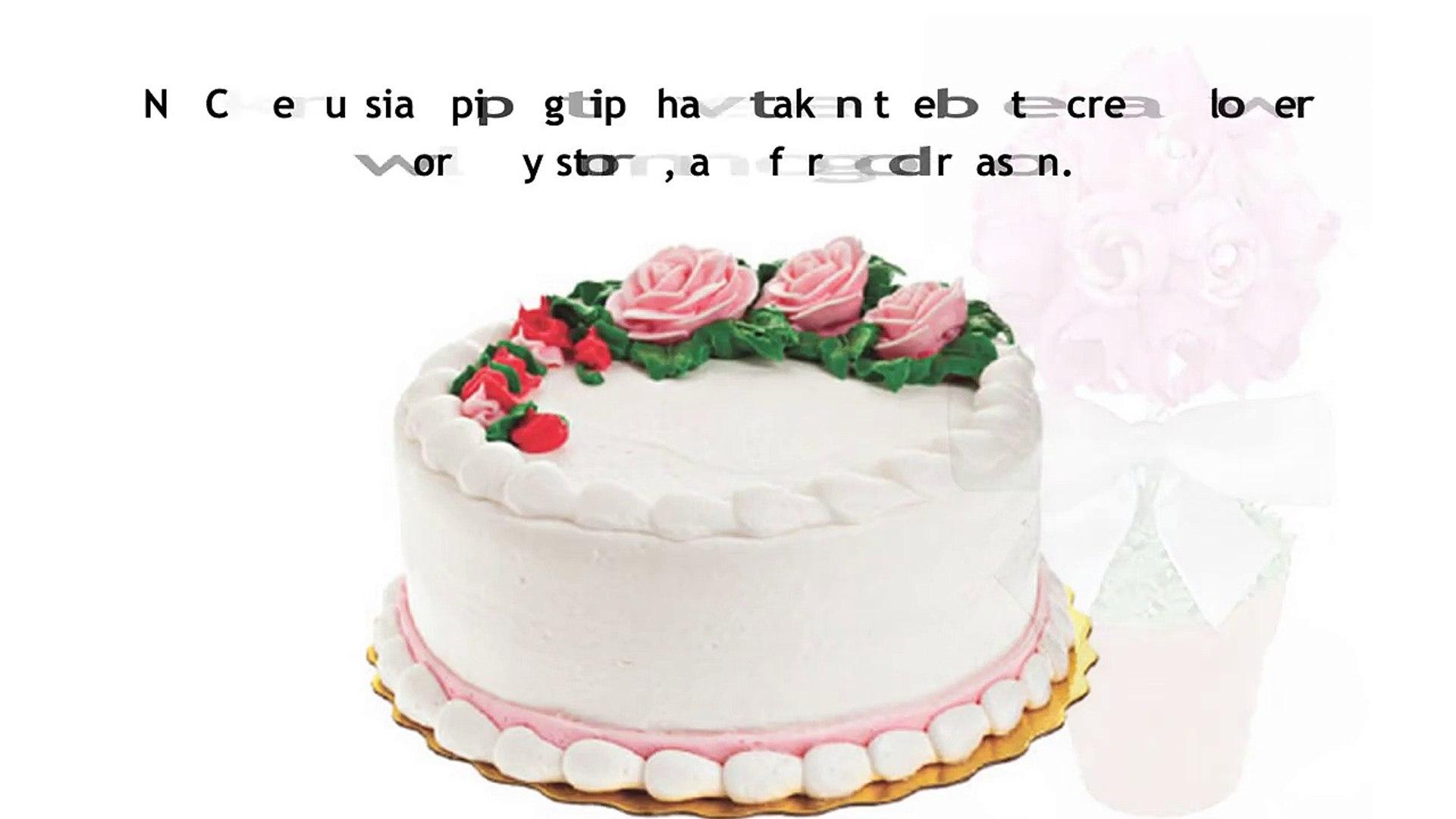 Russian Cake Tips from NY Cake