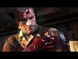 METAL GEAR SOLID V The Phantom Pain - 40 Minutes de Gameplay  !