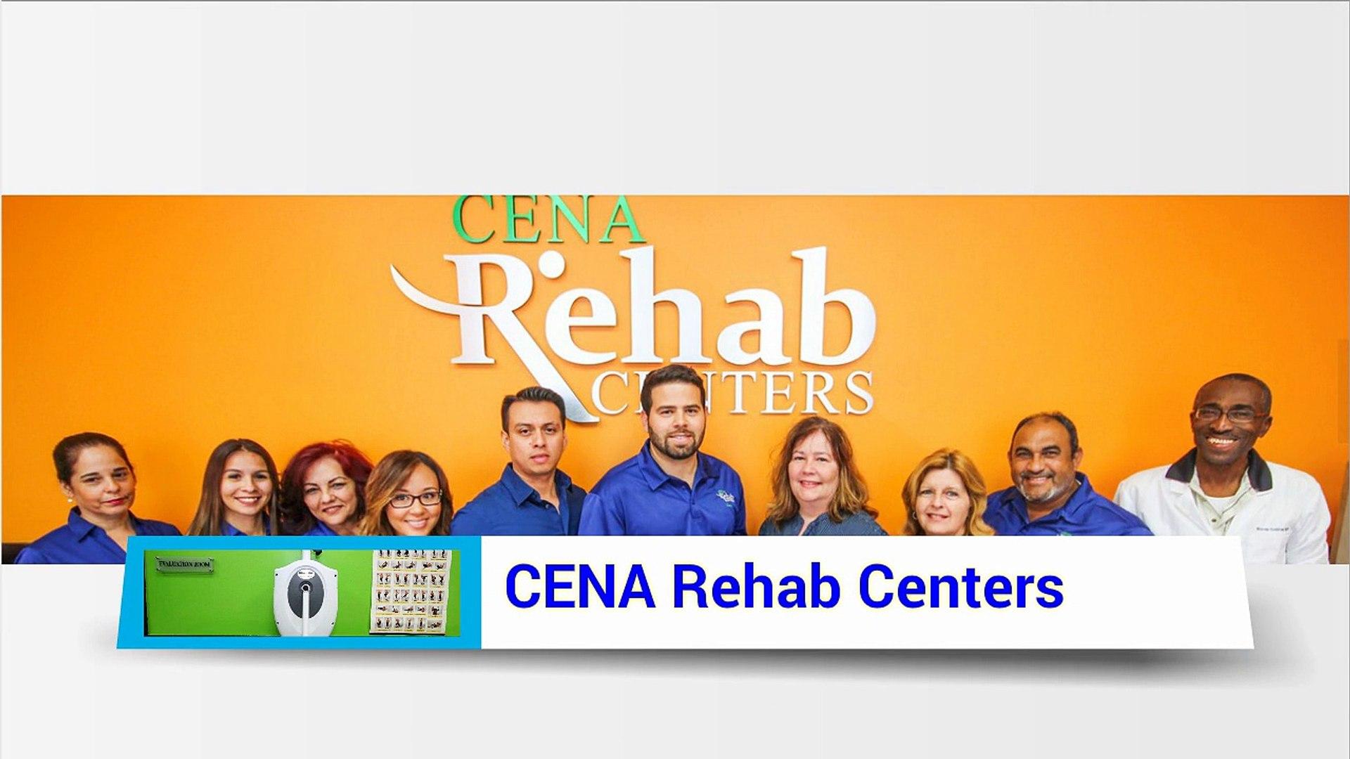Occupational Therapy Miami - Cena Rehab Center (305) 595-2053