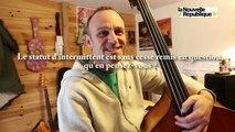 VIDEO (41) La présidentielle vue par Laurent Delaveau, contrebassiste à Mont-près-Chambord