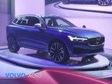 Volvo XC60 en direct du salon de Genève 2017