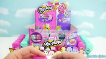 Season 5 Shopkins Petkins Blind Backpack Whole Box with 3 Ultra Rares Finds Limited Edition Hunt