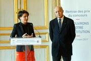 """[ARCHIVE] Remise des prix du concours """" Découvrons notre constitution """" : discours de Najat Vallaud Belkacem"""