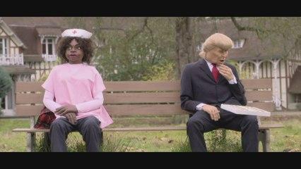 Donald Trump is Forrest Trump - The Guignols - CANAL+