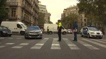 DGT ve necesaria la restricción de tráfico en Barcelona