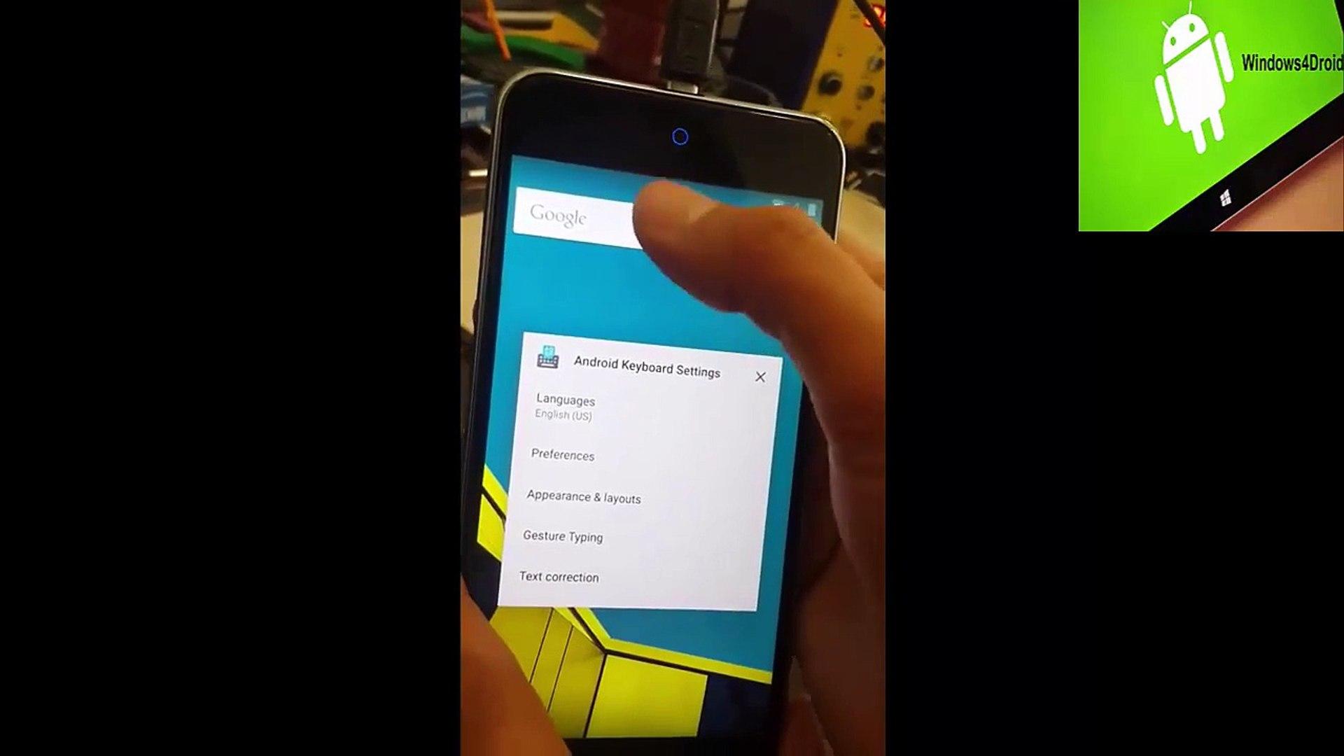 طريقة تخطي حساب جوجل لجهاز فودافون smart 6