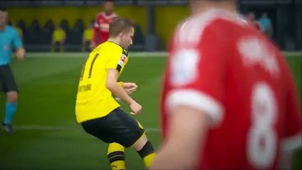 FIFA 17 NEW Gameplay Features Trailer (PS4/XBOX ONE/PC) 2016