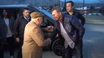 Beşiktaş Başkanı Fikret Orman Atina'da Açıklamalarda Bulundu
