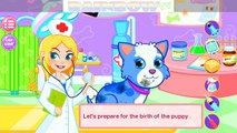 Animal Doctor Care. Puppies need your help. Care Of Pets: My Newborn Baby Pet. Game app for Kids.