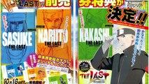 The Last Naruto The Movie - Hinata,Sasuke TimeSkip Coloured Scans | NARUTO - ナルト - ザ·ラストトレ