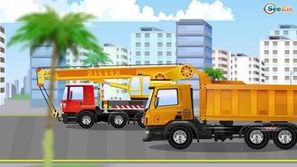 Big Truck - Cars For Kids - Children Video