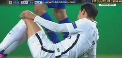 Angel Di Maria Gets Injured - FC Barcelona vs PSG - Champions League - 08/03/2017