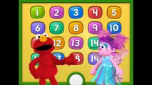 Elmo 1234 - Number 3 - Elmo 123 count with me, Sesame Street Elmo count with me by DisneyT