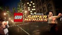 The Joker Steam Roller & The Riddler Chase - LEGO DC Comics Super Heroes