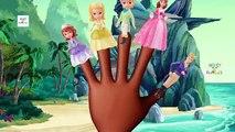 Dedo de la Familia de canciones infantiles para Niños | León de dibujos animados | Niños canciones infantiles Collec