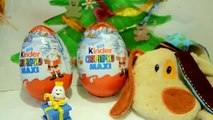 Kinder surprise MAXI Giant eggs unboxing toys kinder chocolate eggs