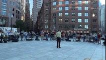 "Make Music Boston 2015 2-1 Fanfare to ""La Peri"", Too Many Trombones"