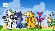 Doki Children Funny Finger Family Nursery Rhymes HD   Finger Family Crazy Dancing Children Songs