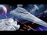 DISNEY INFINITY 3.0 - Star Wars Trailer VF