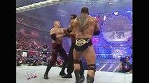 Batista & Kane vs Finlay & The Great Khali WWE Main Event 2007