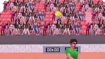Football, Tennis Ball, Basket Ball And Cricket Ball Singing Finger Family Children Nursery