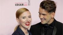 Scarlett Johansson Files For Divorce