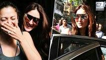 Kareena Kapoor On A Lunch Date Without Taimur Ali Khan | Karisma Kapoor | LehrenTV